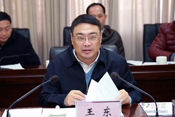 王东副市长率队来访 落实广州国际校区建设事宜