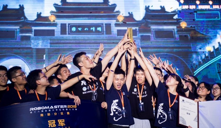 South China Tigers advance to Robomaster final as Southern